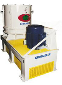 Gruendler Vertical Shaft Shredder