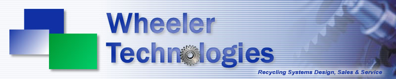 Wheeler Technologies - Recycling Systems, Design, Sales & Service